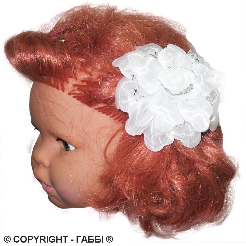 резинка для волос с бантом
